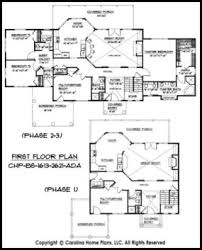 5 bedroom floor plans 2 story build in stages 2 story house plan bs 1613 2621 ad sq ft 2 story