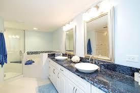 vessel sinks bathroom ideas blue vanity bathroom blue vanity with contemporary vessel sinks