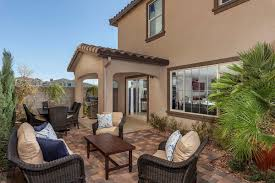 Patio Homes For Sale Phoenix New Homes For Sale In Chandler Az Paseo Place Community By Kb Home