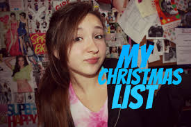 my christmas list teen gift ideas hd youtube