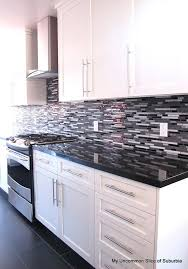 black and white kitchen backsplash white and grey kitchen ideas brideandtribe co
