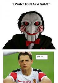 Do You Want To Play A Game Meme - chicharito wants to play a game fansfoot you ll never laugh alone
