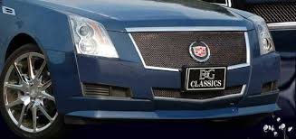 2011 cadillac cts grille cadillac cts coupe mesh grille by e g classics 2011 2012