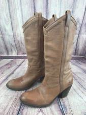 s frye boots size 9 frye boots pull on smoke leather boots 77485 sz 9 5 ebay
