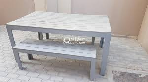 ikea outdoor dining table ikea outdoor dining furniture falster qatar living