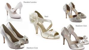 wedding shoes london 21 wedding shoes our favourite white ivory gold blush