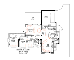 house plans 2000 square feet 5 bedrooms 4000 sq ft house floor plans split level 5 bedroom design bi level