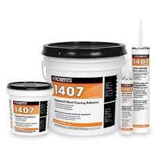 engineered wood flooring adhesive consolidated