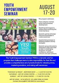 yes youth empowerment seminar i meditate ny new york ny meetup