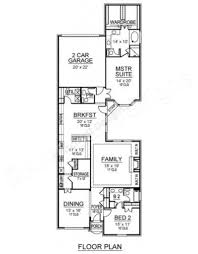 Narrow House Plans by Brookshire Ranch Floor Plans Luxury House Plans