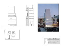 kimbell art museum floor plan new museum of contemporary art 2002 new york sanaa c u l t u r