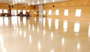showroom floor coating commercial showroom flooring penntek