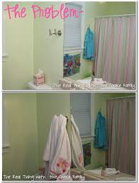 bathroom towel rack diy