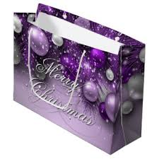 purple gift bags purple gift bags zazzle