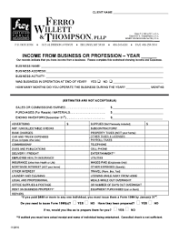 Business Expense Template For Taxes by Business Expense Template For Taxes To Editable