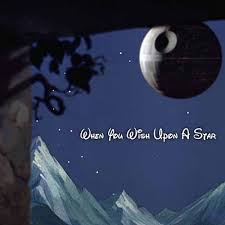 Disney Star Wars Meme - wish upon a star funny star wars meme