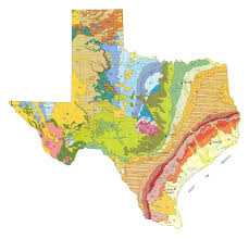 Dallas Texas Map by Geologic Maps Of The 50 United States Texas Geology And Lone
