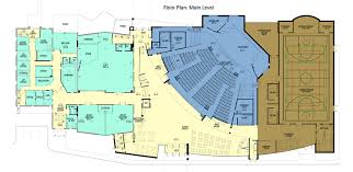 floor plans king street community church
