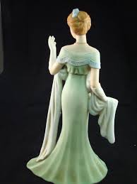 Home Interior Collectibles Home Interiors Porcelain Figurine Amelia 2005 14054 Homeco