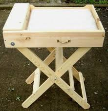 dog grooming tables for small dogs diy wood grooming table 4 h pinterest diy wood woods and rabbit