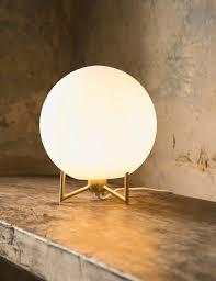 lamp gold lamp globe ceiling lamp amber glass lamp shade