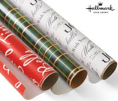 rolls of wrapping paper hallmark gift wrap for 0 49 roll a buck