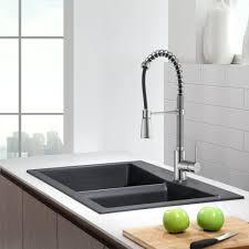 granite kitchen sinks kraususa com