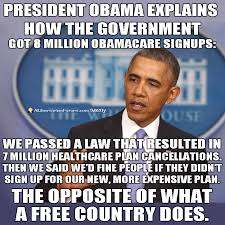 Obama Care Meme - donald trump health care quote endearing obama explains how