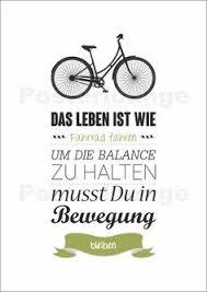 sprüche fahrrad originaldruck fahrrad fahren artprint whiterabbit ein