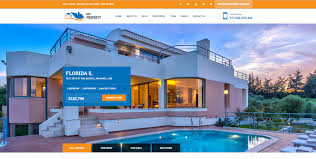 kode property listing real estate wordpress template