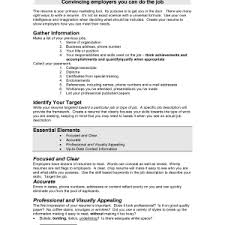 cover letter first time job resume examples resume objective