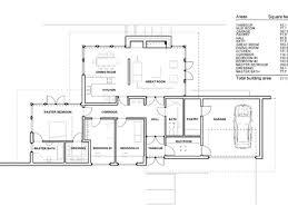 modern one house plans single house plans single small house