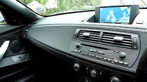 e85 bmw interior view of the bmw z4m roadster e85