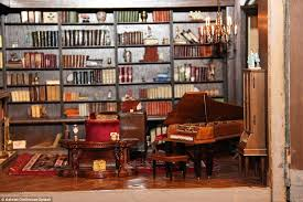 How To Make A Dollhouse Out Of A Bookcase World U0027s Most Expensive Dollhouse Worth 8 5 Million Goes On