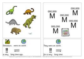dinosaur count match simple widgit