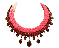 braided necklace images New colourful statement necklaces jolita jewellery jpg
