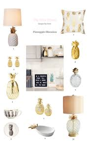 Pineapple Home Decor by Best 20 Pineapple Decorations Ideas On Pinterest Pineapple Room