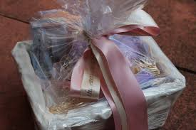 where to buy plastic wrap for gift baskets ambi gift hers enchanted pixie
