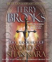 Awn Books End Of U0027shannara U0027 Terry Brooks Announces The End To Four Decade