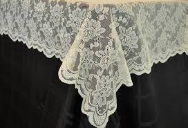 cheap lace overlays tables ivory rectangle lace table overlays toppers wedding