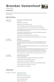 Prep Cook Sample Resume by Summer Student Resume Samples Visualcv Resume Samples Database