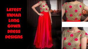 dress design indian gown dress designs