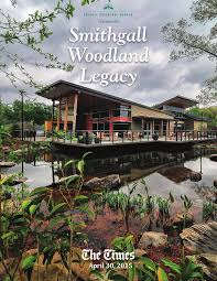 smithgall woodland legacy atlanta botanical gardens by the times
