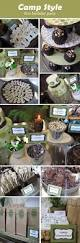Backyard Campout Ideas 69 Best Campout Party Images On Pinterest Birthday Cakes