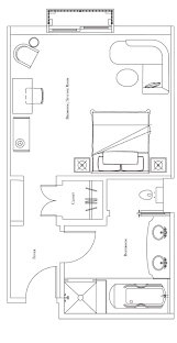 615 best hotel rooms images on pinterest floor plans