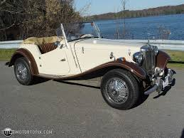 mg gallery of mg td replica