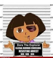 Dora The Explorer Meme - hispanic meme dora the explorer 65944 273纓300