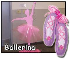 Ballerina Decorations Party Decorations Miami Party Themes