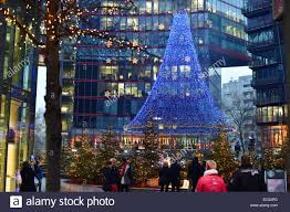 berlin germany 05th dec 2014 christmas tree decorations at