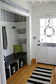 Front Hall Bench by 19 Best Front Hall Closet Organization Images On Pinterest Front
